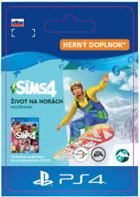 SK PS4 - The Sims™ 4 Snowy Escape Expansion Pack