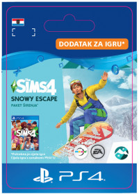 HR - The Sims™ 4 Snowy Escape Expansion Pack