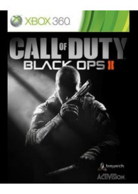 Call Of Duty Black Ops 2 QM Drone Avatar Xbox