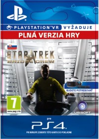 SK PS4 - Star Trek ™: Bridge Crew