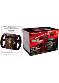 Thrustmaster Ferrari F1 pre PC, PS3,PS4 a Xbox ONE