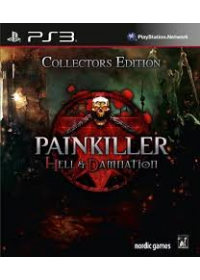 Painkiller Hell & Damnation Collector´s edition
