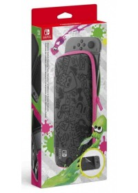 Nintendo Switch Carrying Case (Splatoon2)&amp,Screen P