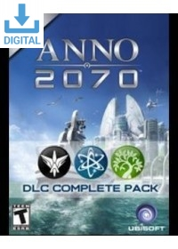 Anno 2070 DLC Complete Pack
