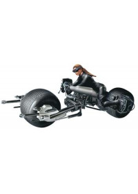 Batman The Dark Knight Model Kit 1/18 Bat Pod & Catwoman