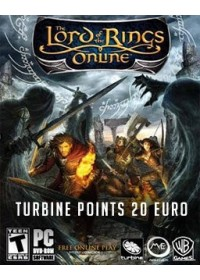 The Lord of the Rings Online Turbine points 10 Euro