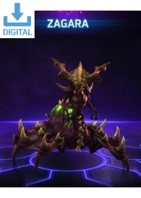 Zagara Heroes of the Storm