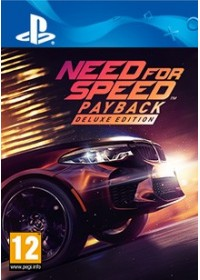 CZ PS4 - Need for Speed™ Payback - Deluxe Edition