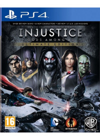 Injustice: Gods Among Us (Ultimate Edition) BAZÁR