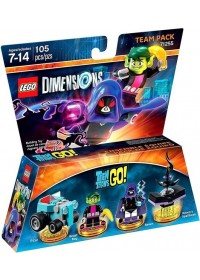 LEGO Dimensions Team Pack Teen Titans Go 71255