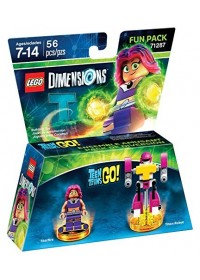 LEGO Dimensions Fun Pack - Teen Titans Go 71287