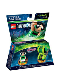 LEGO Dimensions Team Pack Powerpuff Girl 71343