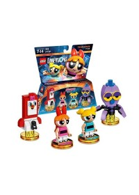 LEGO Dimensions Team Pack Powerpuff Girls 71346