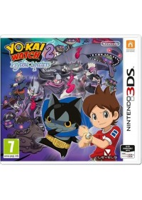 3DS YO-KAI WATCH 2: Psychic Specters