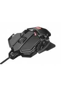 myš TRUST GXT 138 X-Ray Illuminated Gaming Mouse