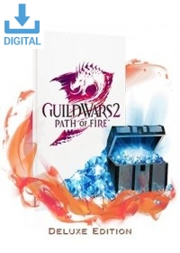 Guild Wars 2 Path of Fire Deluxe Edition
