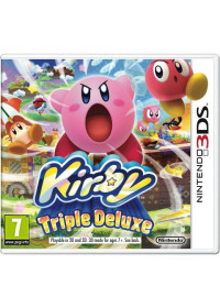3DS Kirby Triple Deluxe Select