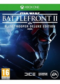 Star Wars Battlefront 2 Elite Trooper Deluxe