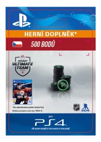 CZ PS4 - 500 NHL 18 Points Pack