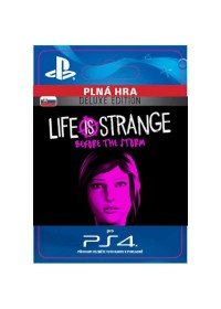 SK PS4 - Life is Strange: Before the Storm Deluxe edition