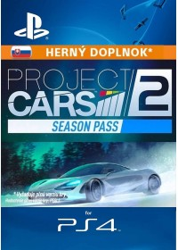 SK PS4 - Project CARS 2 Season Pass