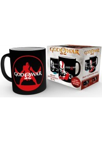 GOD OF WAR - KRATOS HEAT CHANGE MUG (MGH0035)