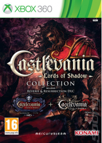 Castlevania Lords of Shadow Collection EU