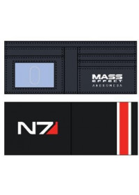 MASS EFFECT ANDROMEDA - N7 STRIPE WALLET (WAL001MEA)