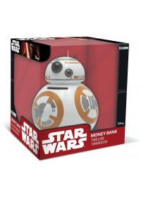 STAR WARS - BB8 BUST MONEY BANK (ABYBUS005)