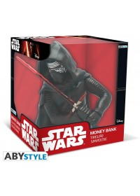 STAR WARS - KYLO REN BUST MONEY BANK (ABYBUS004)