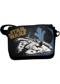 STAR WARS: MILLENNIUM FALCON MESSENGER BAG (SDTSDT89524)