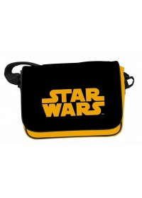 STAR WARS: ORANGE LOGO MESSENGER BAG (SDTSDT89653)