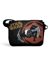 STAR WARS: TIE FIGHTER MESSENGER BAG (SDTSDT89525)