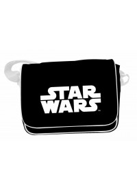 STAR WARS: WHITE LOGO MESSENGER BAG (SDTSDT89523)