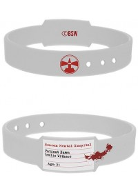 THE EVIL WITHIN - WRISTBAND (RANDOM)