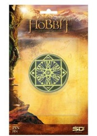 THE HOBBIT - RIBEN PIN (SDTHOBB2739)