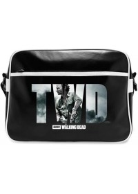 THE WALKING DEAD - RICK GRIMES VINYL MESSENGER BAG (ABYBAG138)