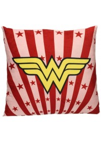 WONDER WOMAN DC UNIVERSE - SYMBOL SQUARE CUSHION (SDTWRN20211)