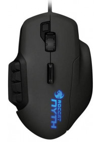 ROC-11-900 NYTH Modular MMO Gaming Mouse, Black