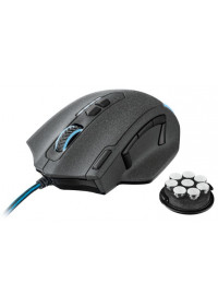 Myš Trust GXT 155 Gaming Mouse - black