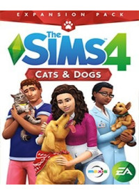 The Sims 4 Psy a mačky