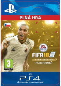 SK PS4 - FIFA 18 ICON Edition