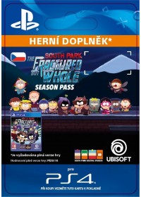CZ PS4 - South Park™: The Fractured but Whole™ - SEASON PASS