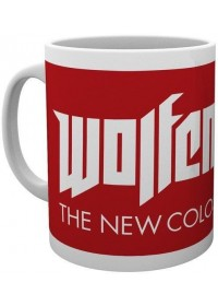 Wolfenstein II - The New Colossus Logo Red Mug (MG2541)