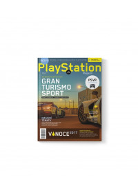 PlayStation Magazín 1/2017