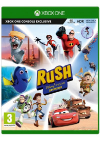 Rush :A Disney Pixar Adventure