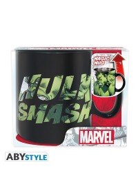 Marvel - Hulk Smash Heat Changing 460ml Mug (ABYMUG391)
