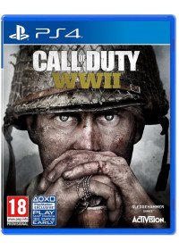 PS4 Call of Duty: WWII Bazár