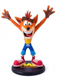 Crash Bandicoot N. Sane Trilogy PVC Pained Statue (23cm)