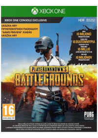 PlayersUknown: Battleground Game Prewiew verzia
